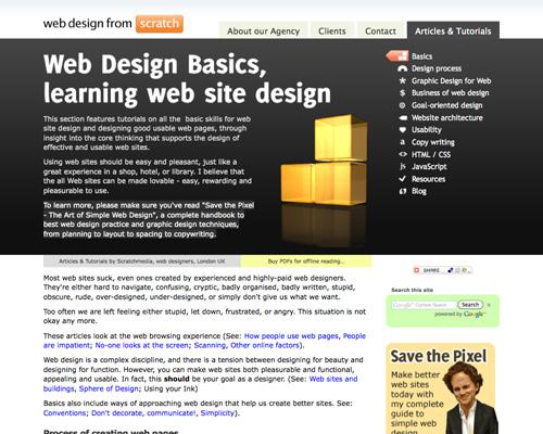 A Diy Web Design Education Noupe