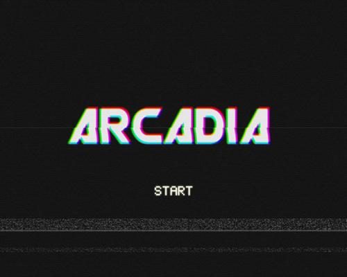 Reader Tutorial: Arcadia 80's VHS Style