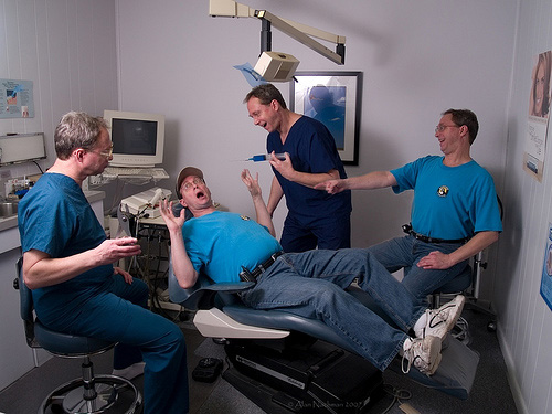Dental Multiplicity - Self Portrait
