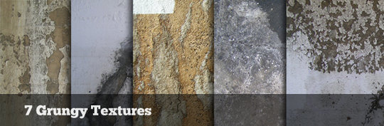 Grungy Cement: Texture Pack