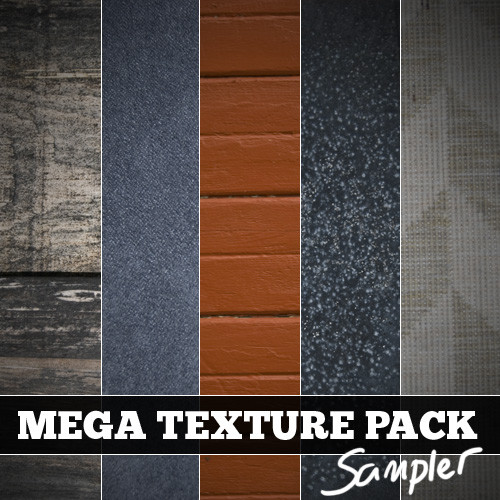 Exclusive Freebie: Mega Textures Pack