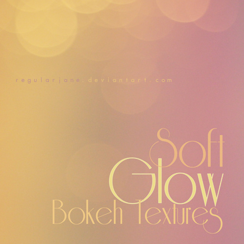 Soft Glow Bokeh Pack