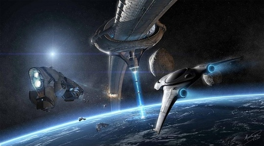 Image: Alexander Preuss - Grand Space Opera Winner