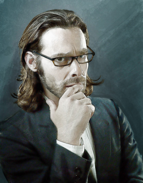Dazzling And Gorgeous Examples Of Digital Portraits Of Men