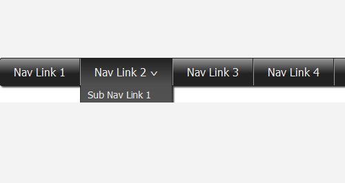 How to Create a Drop-down Nav Menu with HTML5, CSS3 and jQuery