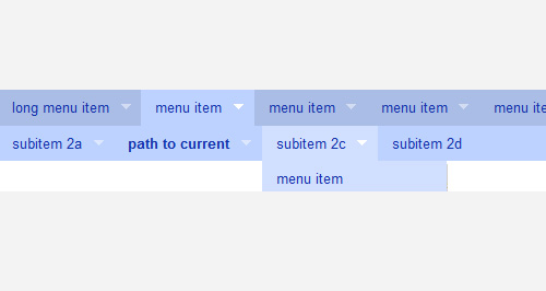 "Superfish – ""menu jQuery plugin"