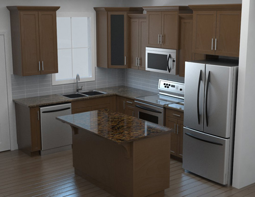 Kitchen proposal