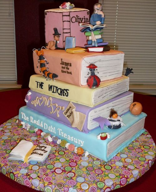 Cake Designs And Images : 50 Creative Cake Designs Around The World - noupe