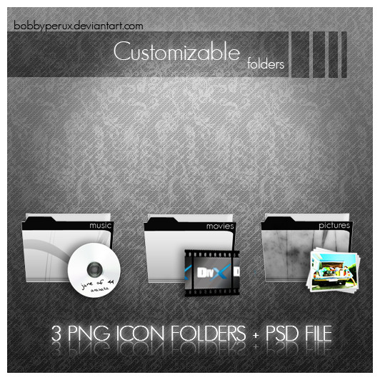 Customizable Folders