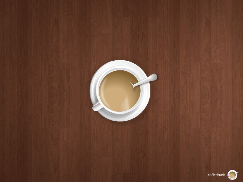 Item Coffee PSD File