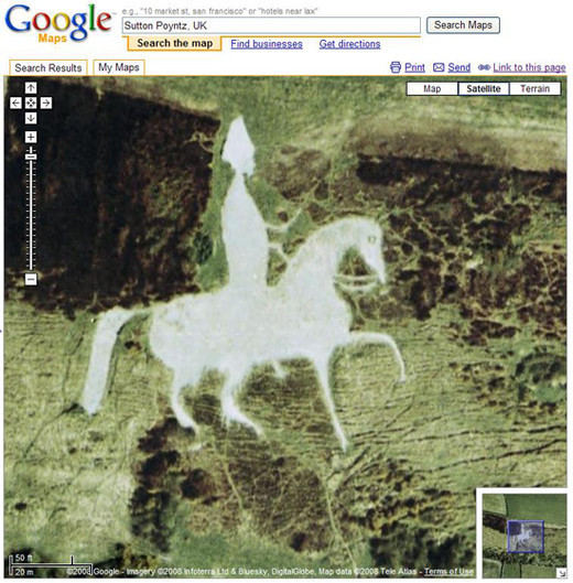 Weird Places In Shanghai Via Google Earth