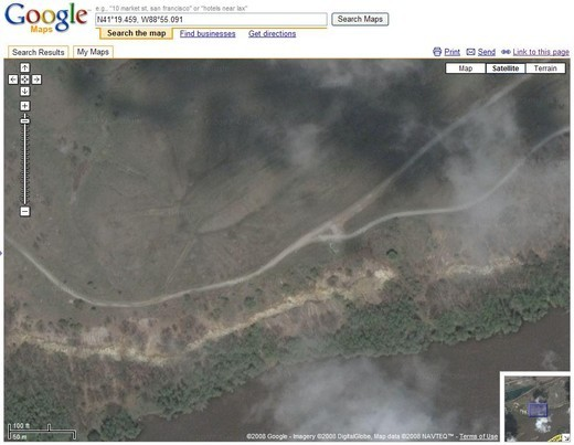 Bizarre And Cool Google Earth Photos The JotForm Blog - Search satellite maps