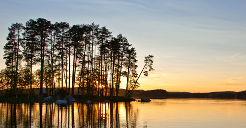 Midnight Sun Sweden