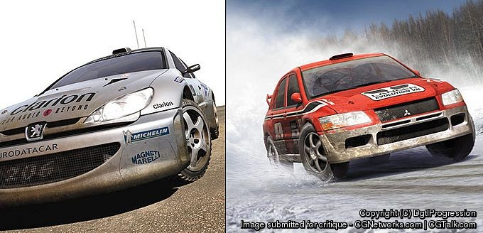 Image: Andrzej Sykut - Vehicles: VRally 3