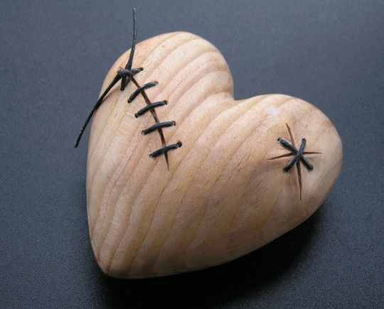 Image: Back2root - Heart Shaped Box