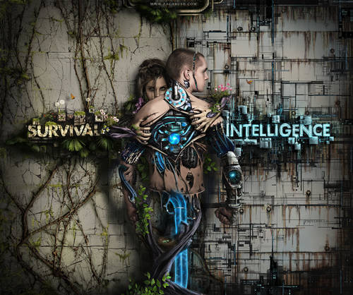 Survival vs Intelligence  By Zach Bush