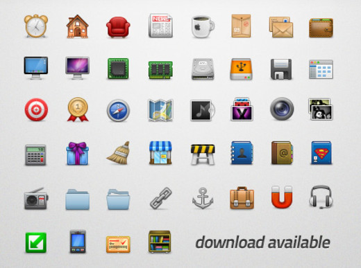 Image result for 44 Great Free Icon Sets