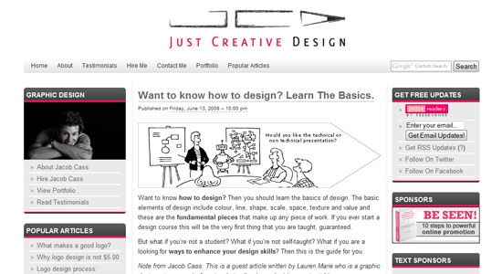 learn design basics