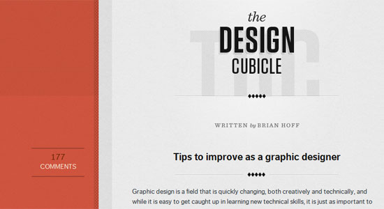 tips to improve as a graphic designer