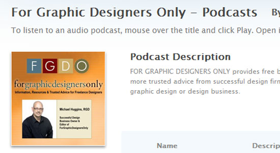 for graphic designers only
