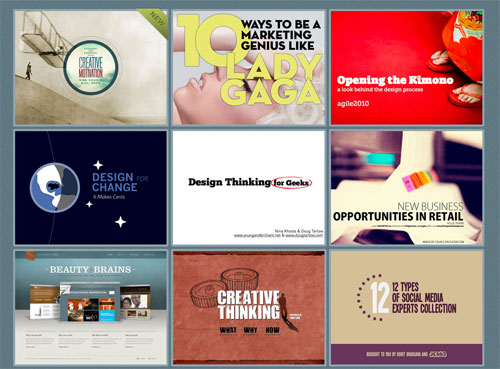 how to design your own powerpoint template - 40 awesome keynote and powerpoint templates and resources