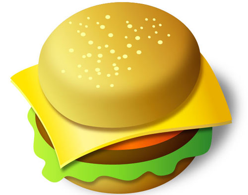 how to create hamburger in css w3school