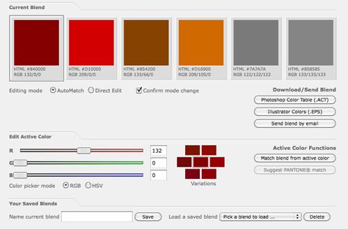 40+ Useful Online Generators For Web Designers - noupe