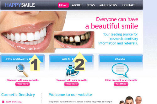 Faking a Dental Ad: From Gorgeous to Gross – Reverse Cosmetic Dentistry