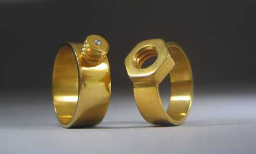 Unusual amp Unique Wedding Rings  Wedding Rings Direct