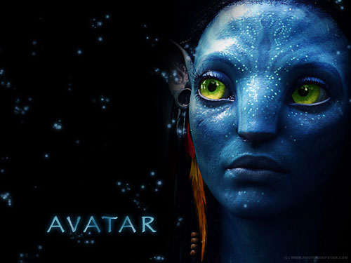 Creating Avatar Movie Wallpaper
