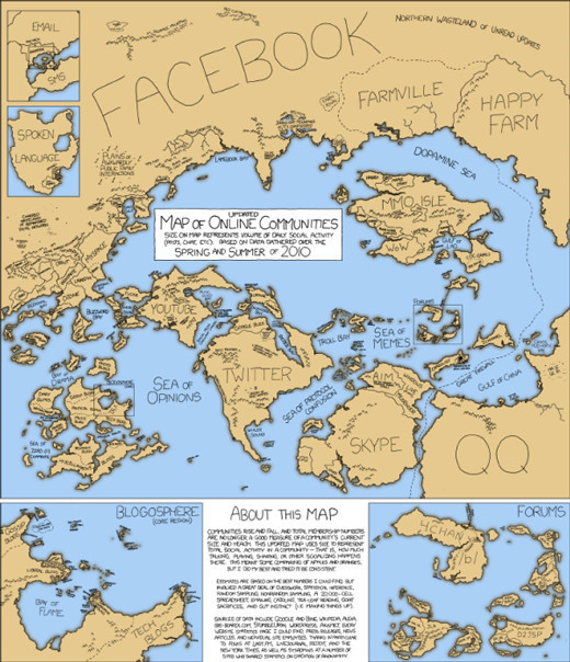 more creative and useful infographic maps noupe