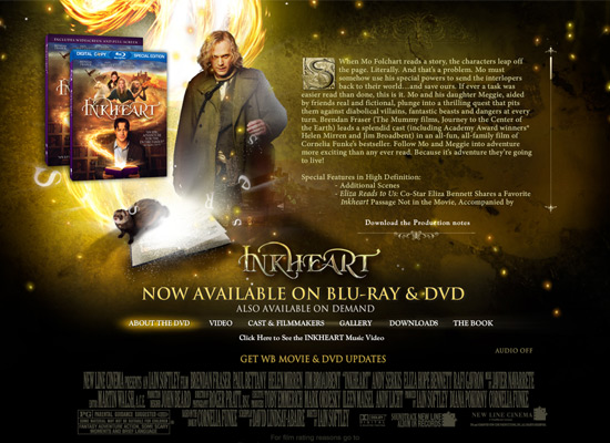 Download Inkheart Movie