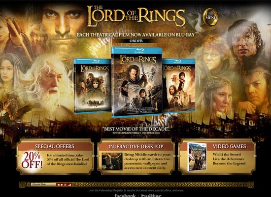 Movie information site