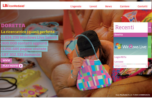 13-italian-web-agencies in Showcase of Web Design in Italy