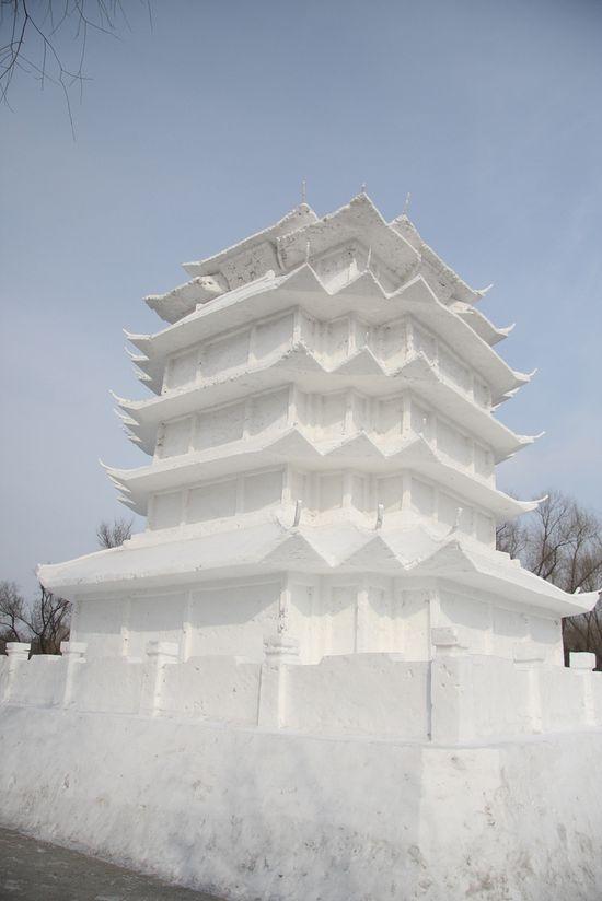 amazing art of snow -#main