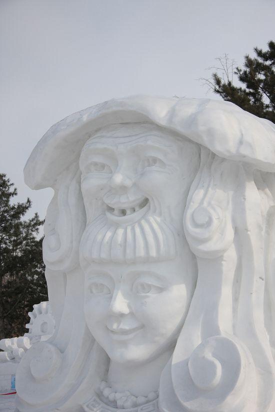 amazing art of snow - photo #14