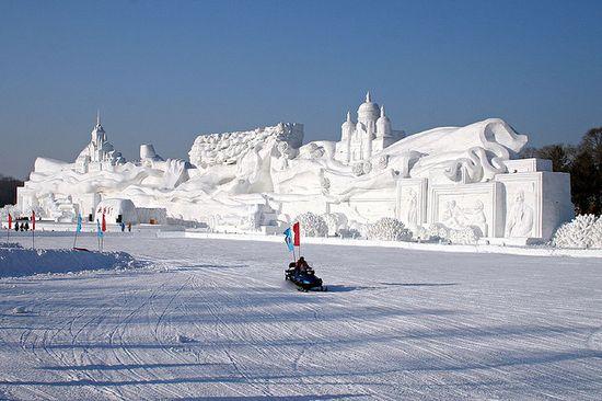 amazing art of snow - photo #21
