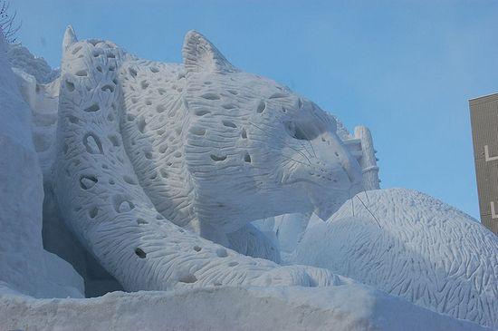 amazing art of snow - photo #40