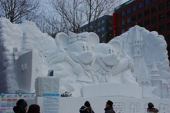 amazing art of snow - photo #39