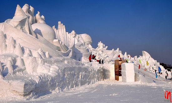 amazing art of snow - photo #47