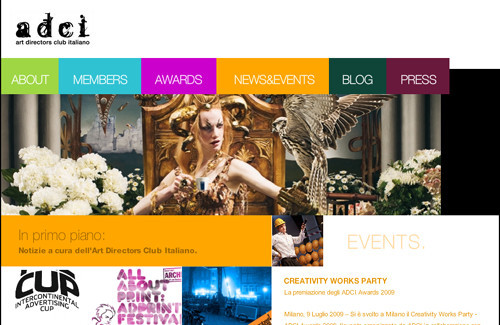 48-italian-web-designs in Showcase of Web Design in Italy