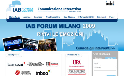49-italian-web-designs in Showcase of Web Design in Italy