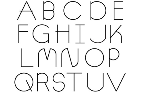 Designing a Typeface, With Illustrator and FontLab, from Start to Finish, Part 1