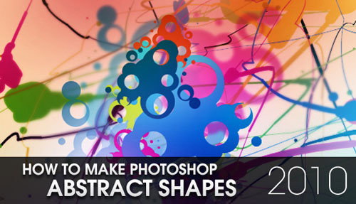 Creating Custom Photoshop Shapes