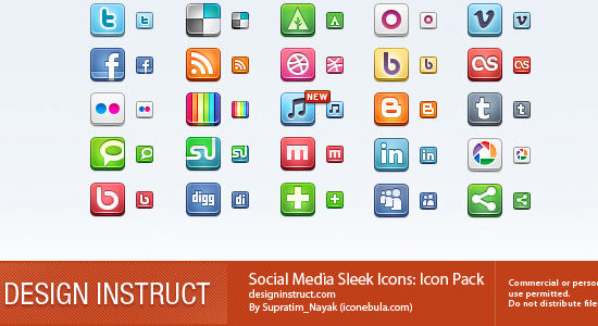 Useful Icon Packs for Your Creativity - noupe