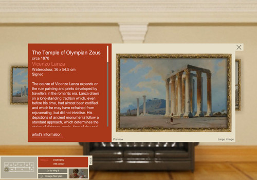 Bank of Greece Virtual Gallery