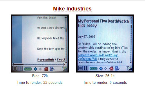 Make Your Site Mobile-Friendly in Two Minutes