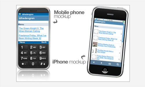 How to Create a Mobile Site with MoFuse
