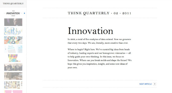 Think Quarterly