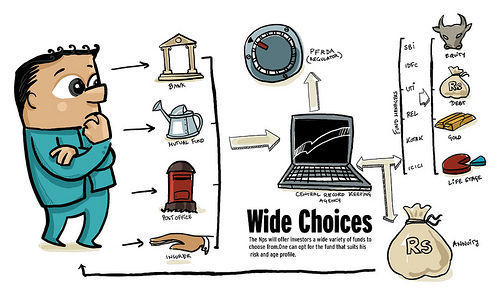Infographic - Wide Choices